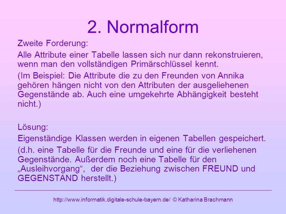 http://www.informatik.digitale-schule-bayern.de/ © Katharina Brachmann 2.