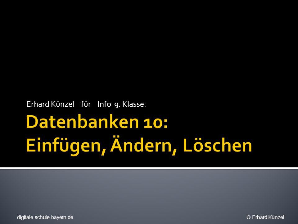 Rückmeldung digitale-schule-bayern.de © Erhard Künzel