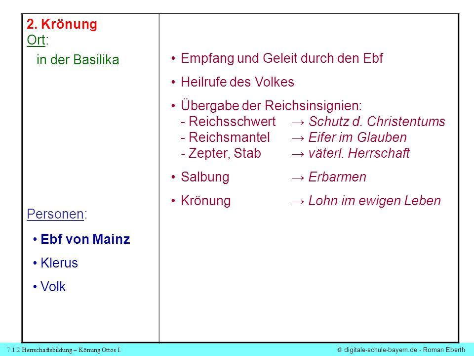 7.1.2 Herrschaftsbildung – Könung Ottos I.© digitale-schule-bayern.de - Roman Eberth 3.