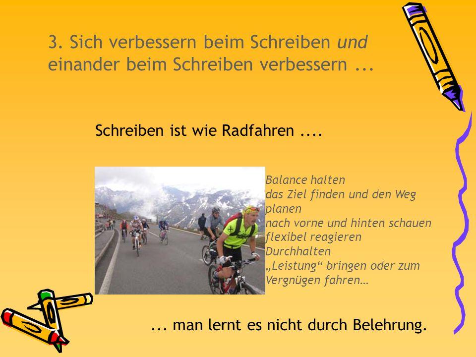 Wie es Fahrräder für verschiedene Zwecke und Bedürfnisse gibt......