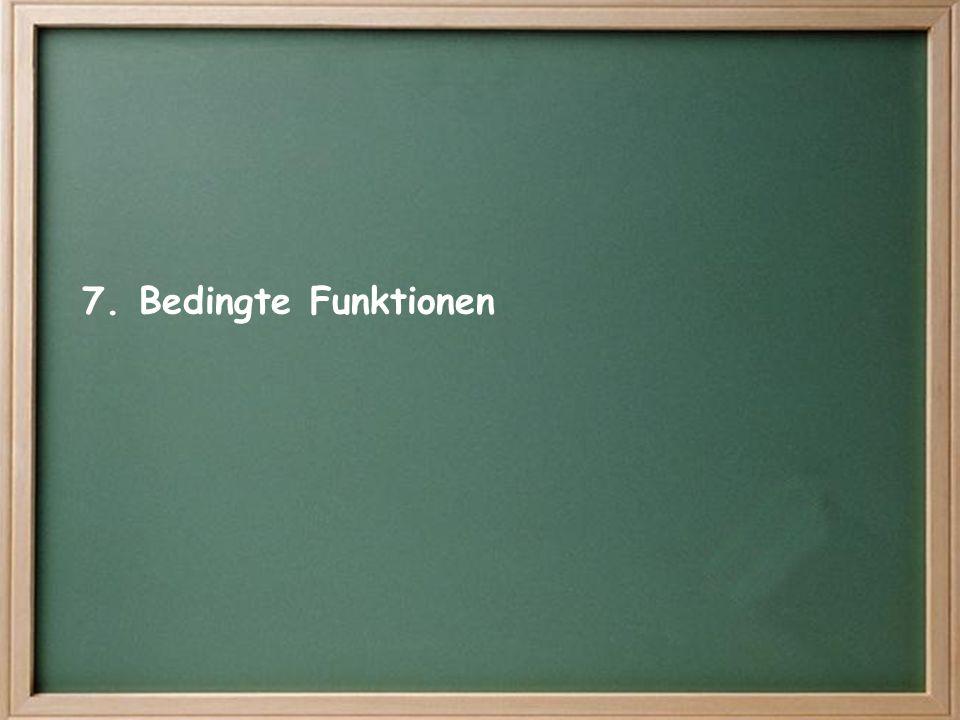 Definition: Eine Funktion, die als Ausgabe einen Wahrheitswert liefert, bezeichnet man als Aussagefunktion.