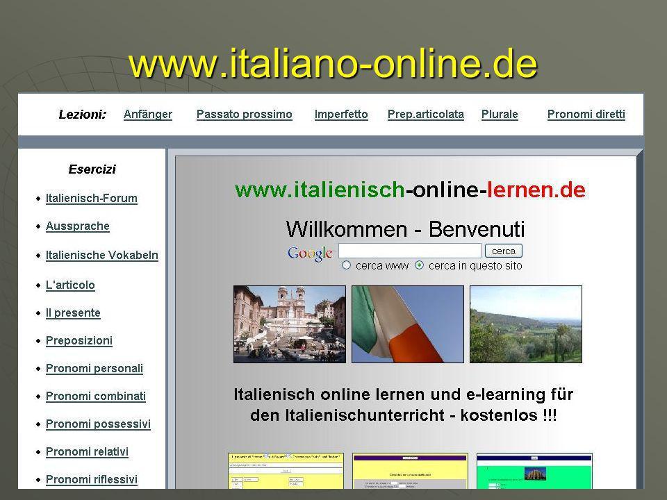 www.italiano-online.de