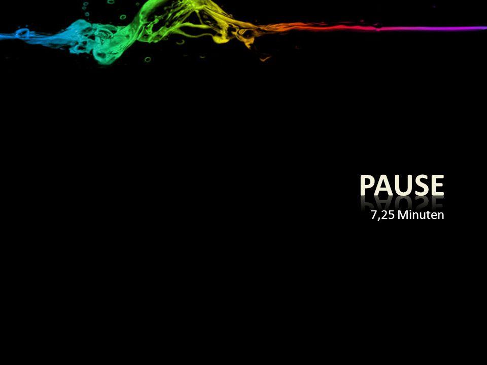 7,25 Minuten
