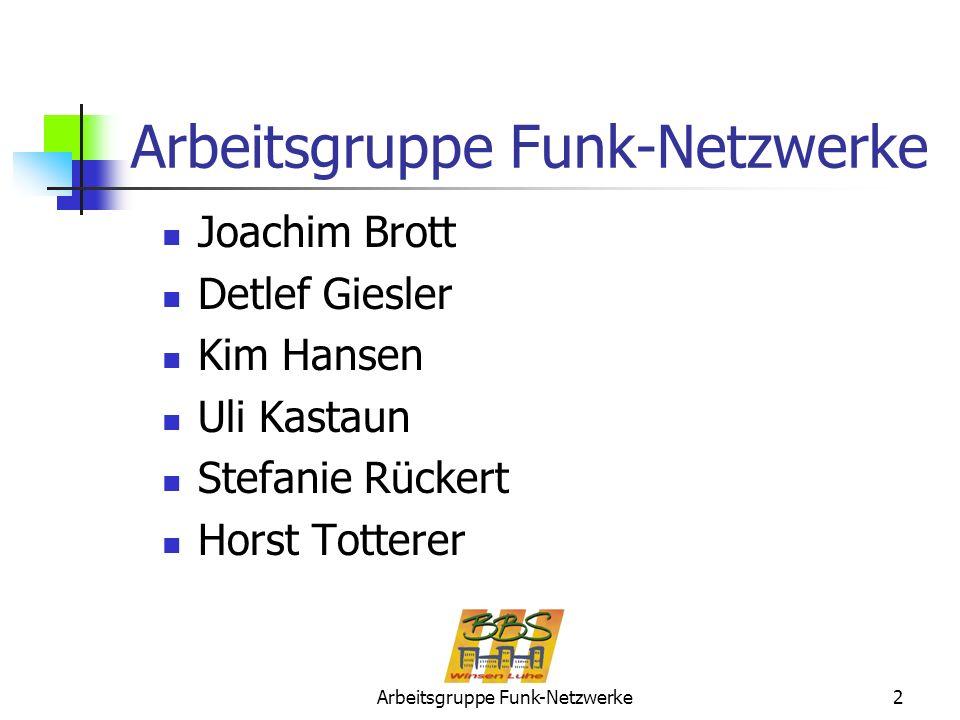 2 Joachim Brott Detlef Giesler Kim Hansen Uli Kastaun Stefanie Rückert Horst Totterer