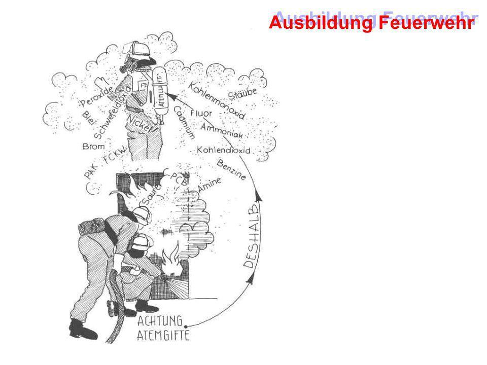 Ausbildung Feuerwehr