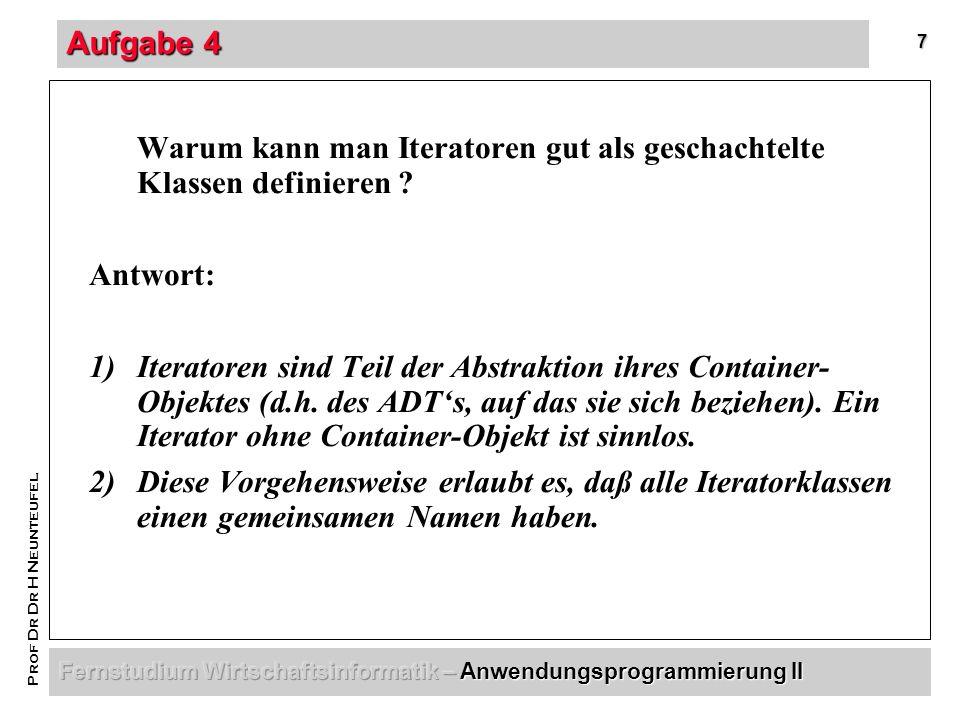 58 Prof Dr Dr H Neunteufel Aufgabe 16 – Lösung III (BUTTON Neu) void CHanoiwinDlg::OnButton3() { c_list1.ResetContent(); c_list2.ResetContent(); c_list3.ResetContent(); c_button3.EnableWindow(FALSE); }