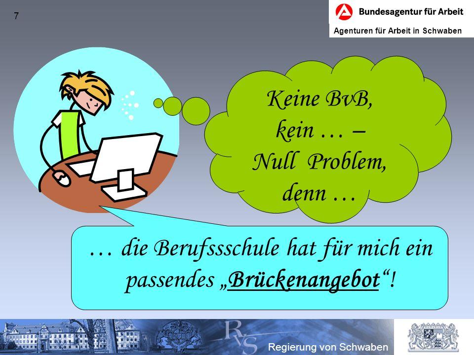 8 BEJ BVJ/k BIJ Welches Brücken- Angebot passt zu mir.