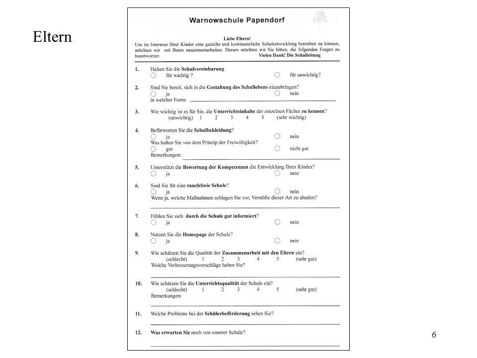 Warnowschule Papendorf6 Eltern