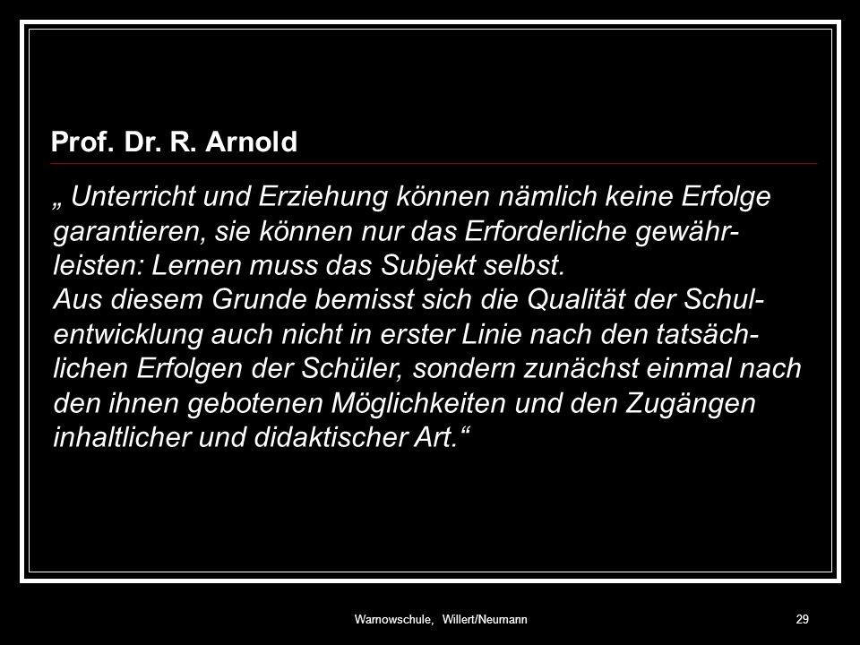 Warnowschule, Willert/Neumann29 Prof.Dr. R.