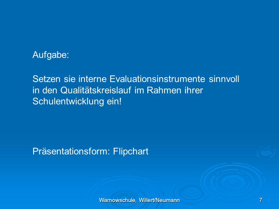 Warnowschule, Willert/Neumann28 Prof.Dr. H.-G.