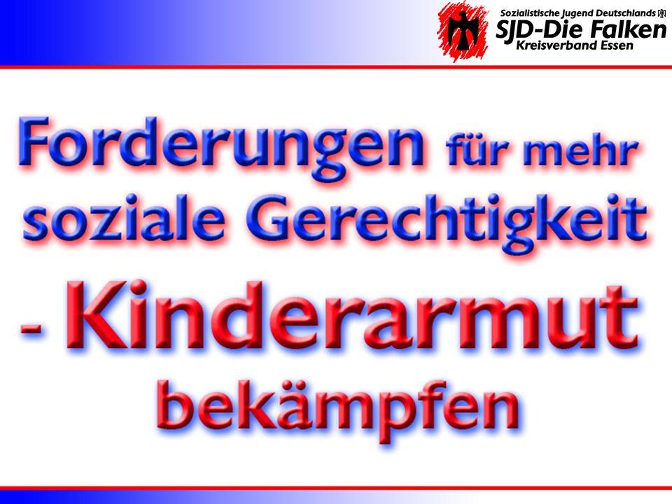 Die UN-Kinderrechtekonvention benennt die Bereiche einer kindlichen Existenz, die hinreichend versorgt sein müssen:Artikel 27 [Angemessene Lebensbedingungen; Unterhalt] Die Vertragsstaaten erkennen das Recht jedes Kindes auf einen seiner körperlichen, geistigen, seelischen, sittlichen und sozialen Entwicklung angemessenen Lebensstandard an.