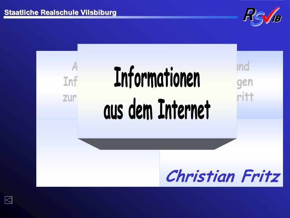 Christian Fritz Staatliche Realschule Vilsbiburg