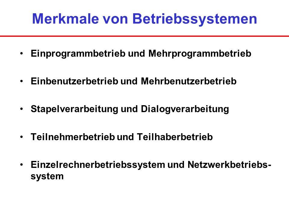Maschinensprachen Beschreibung Die Abfolge von Anweisungen werden in binärer Form eingegeben, d.h.