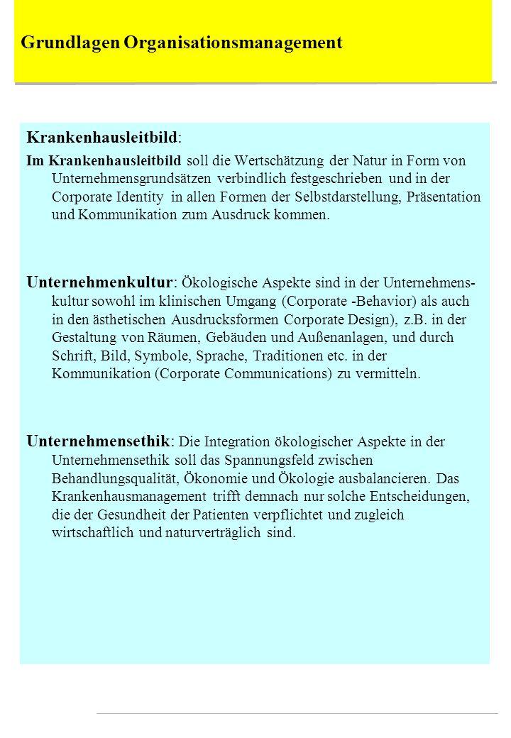 Lean Managementkonzept / Ergebniscenter-Konzept: Durch enorme Abstimmungsprobleme bei der komplexen arbeitsteiligen Organisationsstruktur Humanisierung der Arbeit: Vorreiter der deutschen Industrie OPEL z.B.
