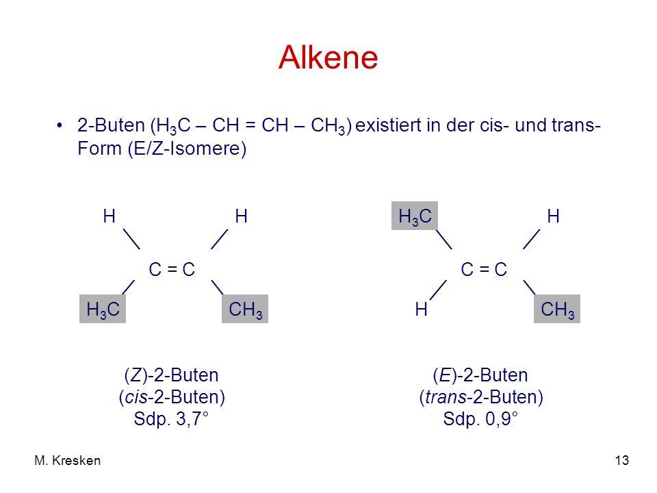 13M.Kresken Alkene (Z)-2-Buten (cis-2-Buten) Sdp.