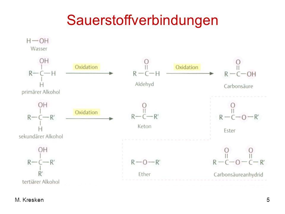 5M. Kresken Sauerstoffverbindungen
