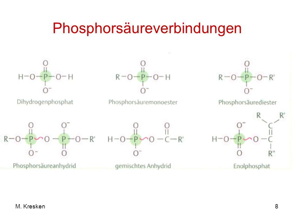 8M. Kresken Phosphorsäureverbindungen