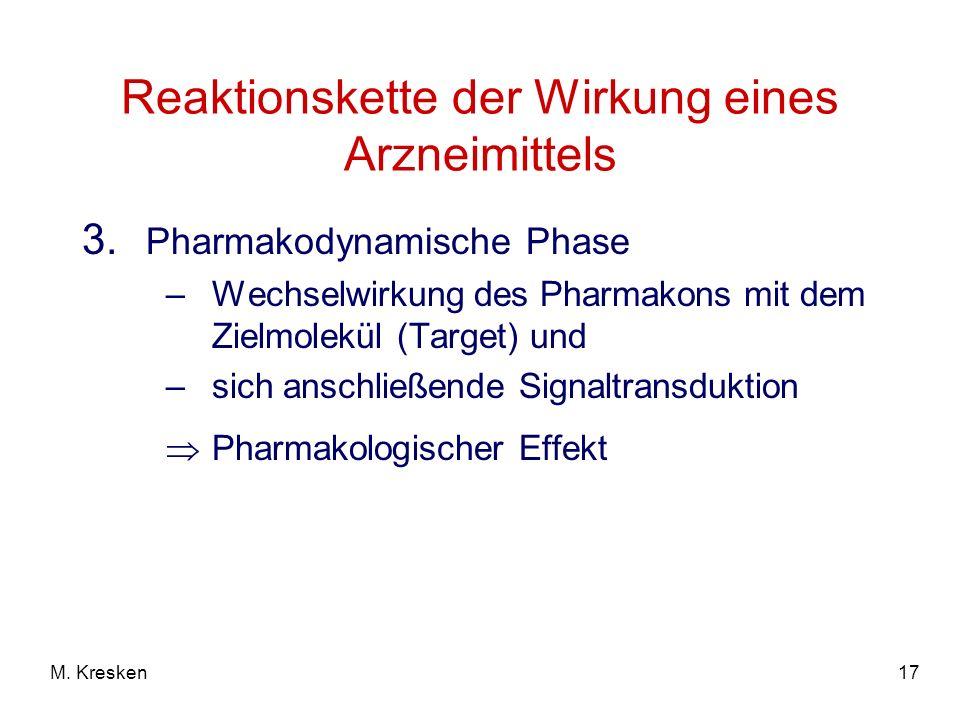 17M.Kresken Reaktionskette der Wirkung eines Arzneimittels 3.