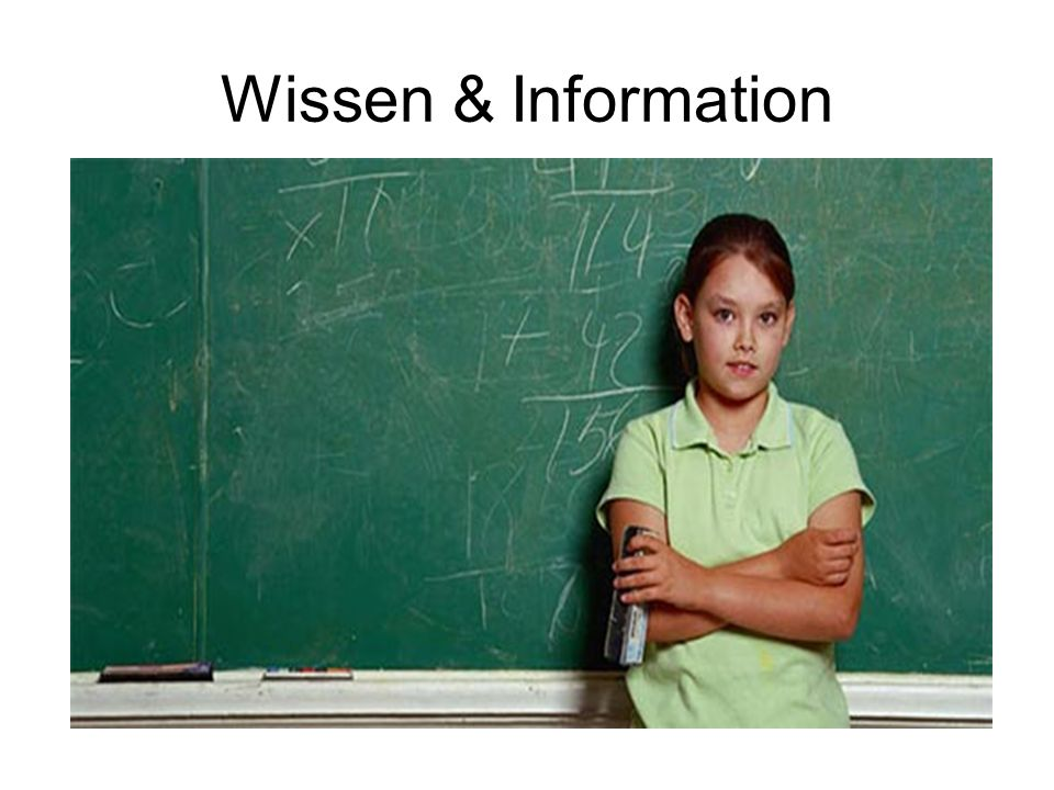 Wissen & Information