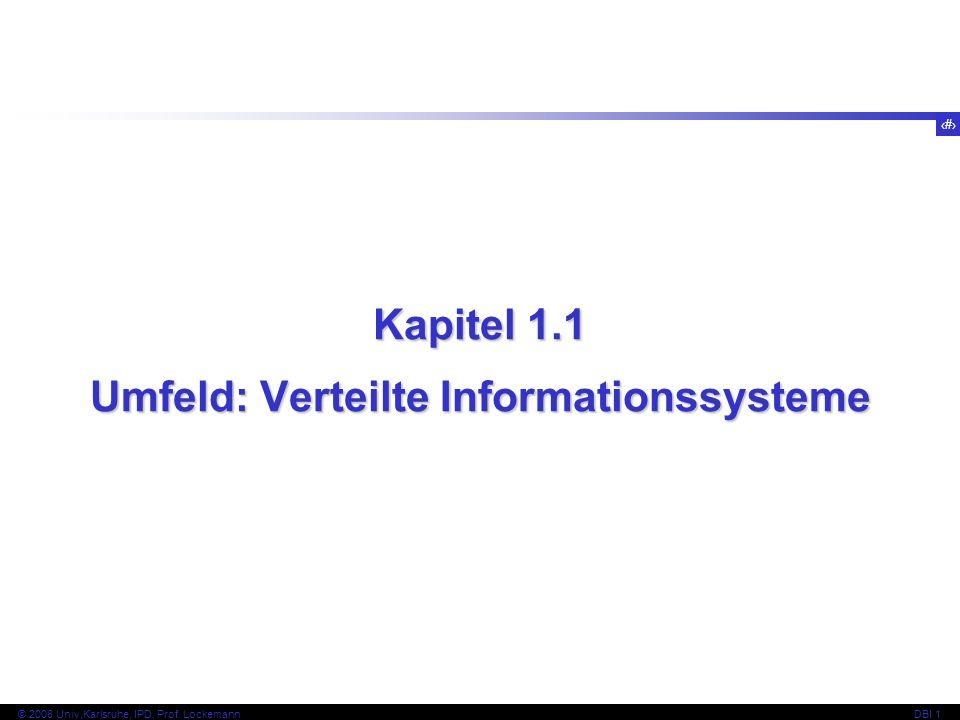 33 © 2008 Univ,Karlsruhe, IPD, Prof.