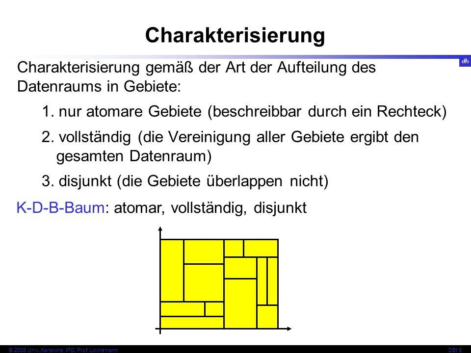 111 © 2008 Univ,Karlsruhe, IPD, Prof.