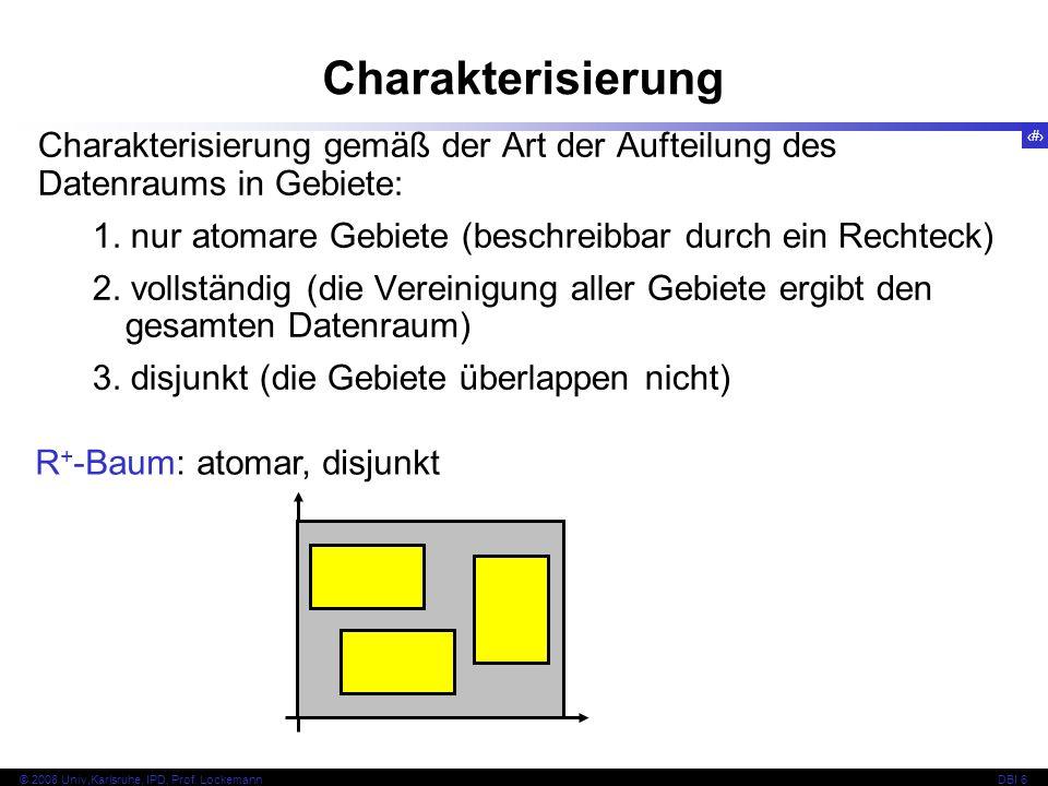 112 © 2008 Univ,Karlsruhe, IPD, Prof.