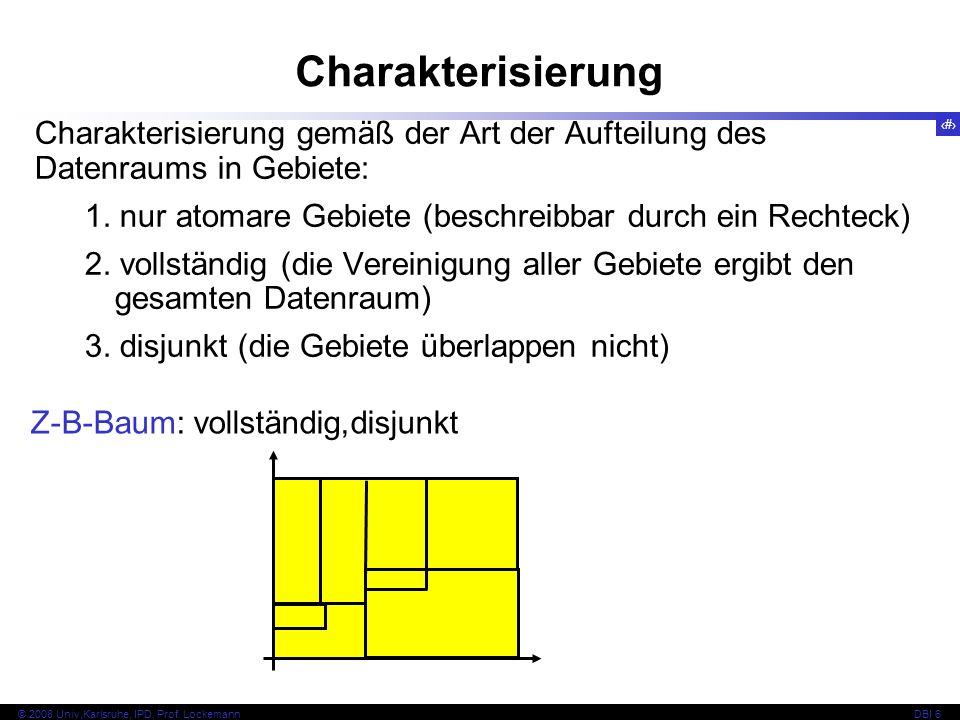 114 © 2008 Univ,Karlsruhe, IPD, Prof.