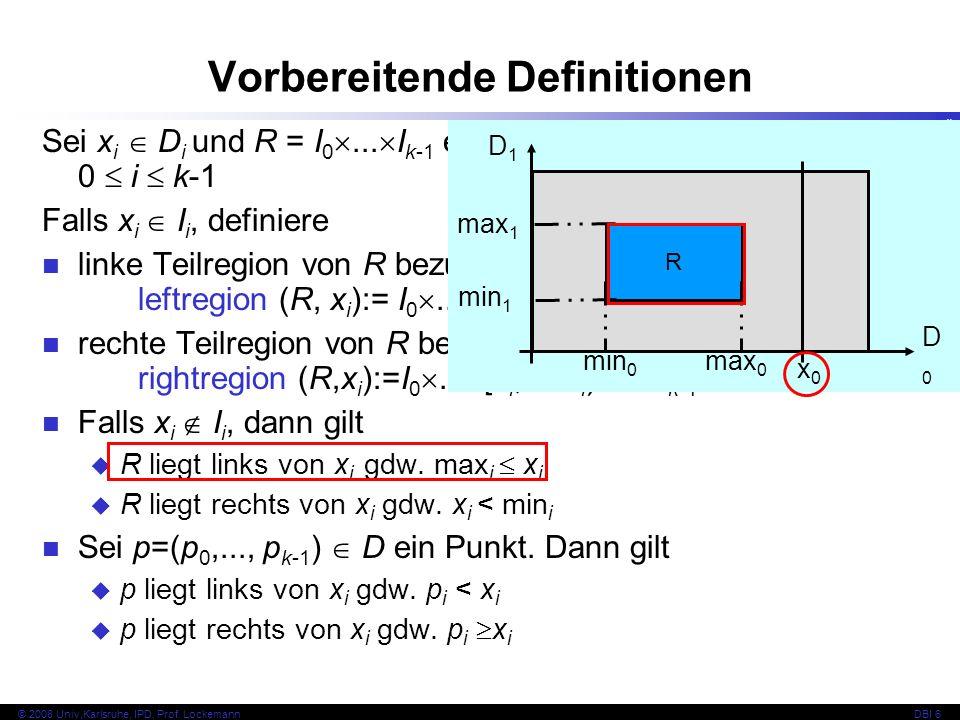 135 © 2008 Univ,Karlsruhe, IPD, Prof.