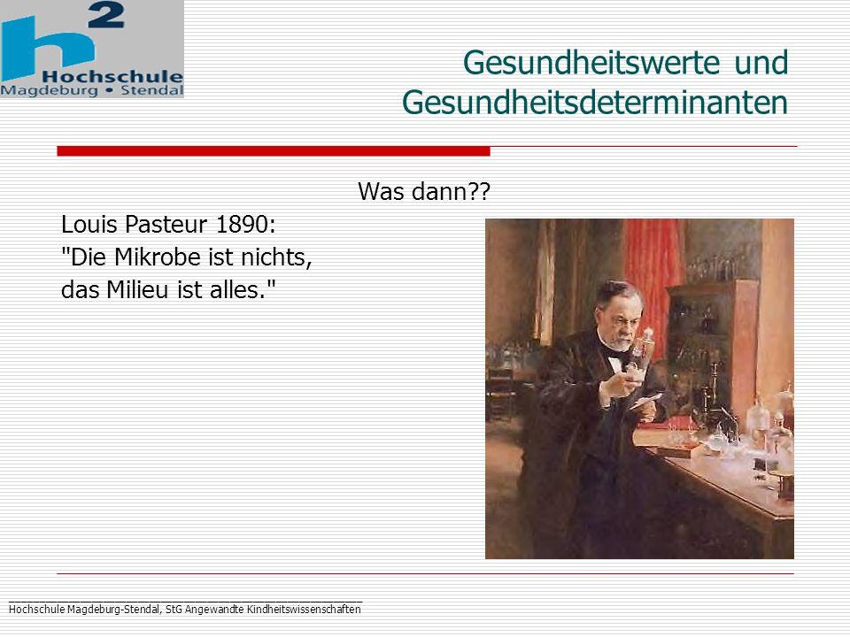 _____________________________________________________________ Hochschule Magdeburg-Stendal, StG Angewandte Kindheitswissenschaften Problem erkannt … Was dann??