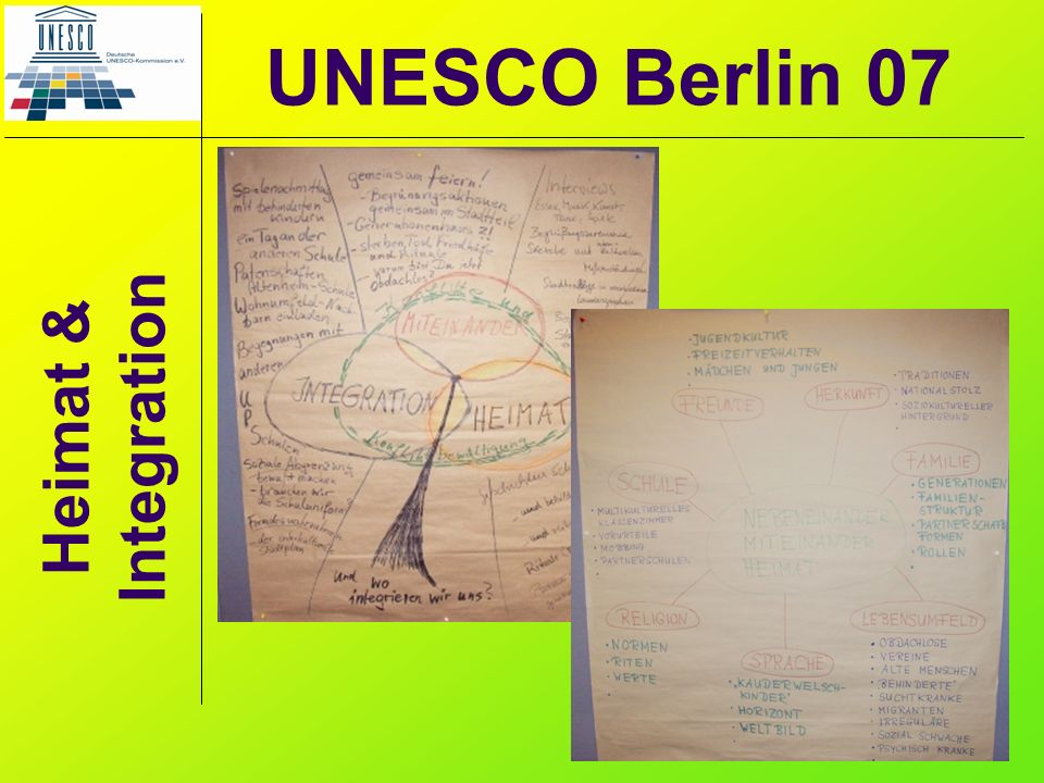 Heimat & Integration UNESCO Berlin 07