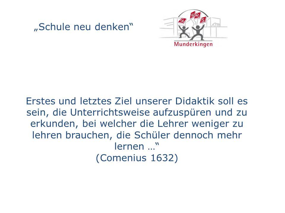 Wir danken dem VFFS-Munderkingen Verein der Freunde und Förderer der Grund-und Hauptschule Mit Werkrealschule e.V.