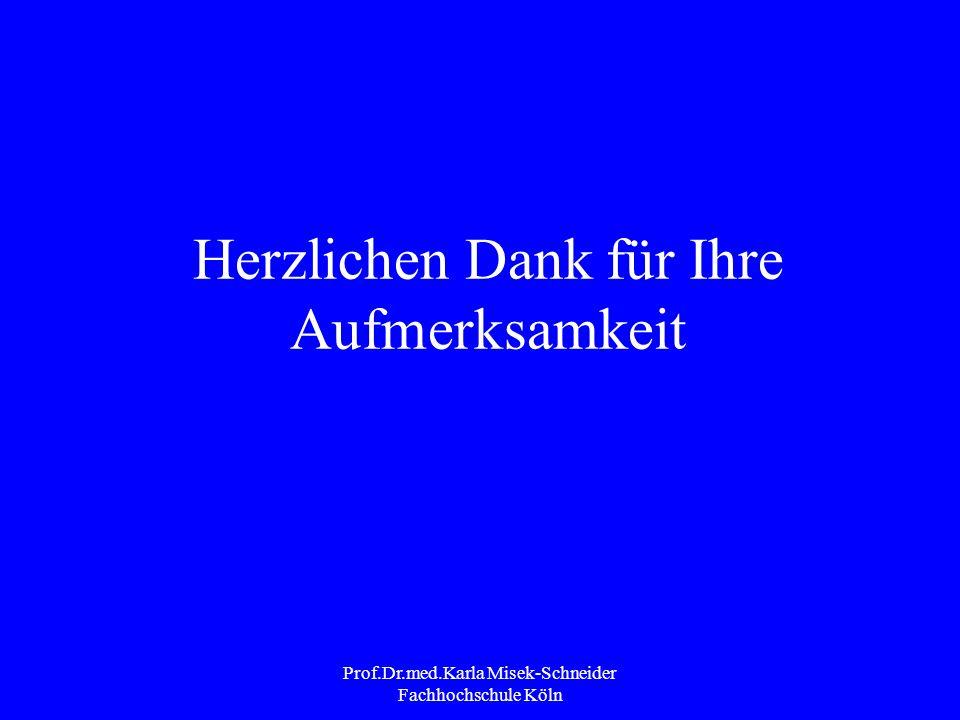 Prof.Dr.med.Karla Misek-Schneider Fachhochschule Köln Tipps für Eltern und Pädagoginnen Eigne dir Kenntnisse an und mach mit Rede mit ihnen, über das,