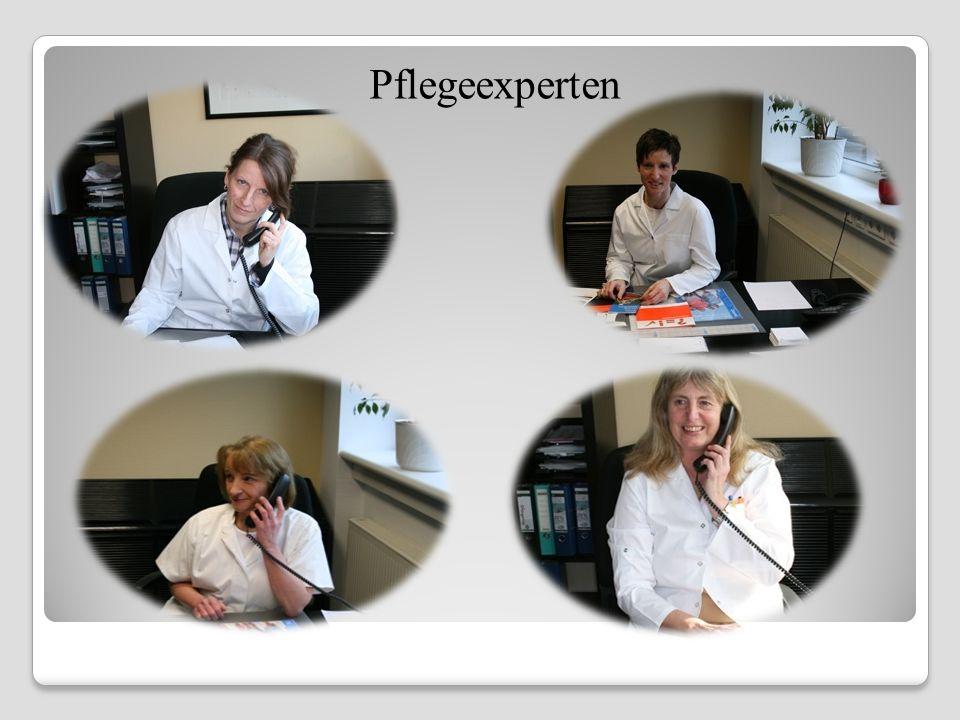 Pflegeexperten