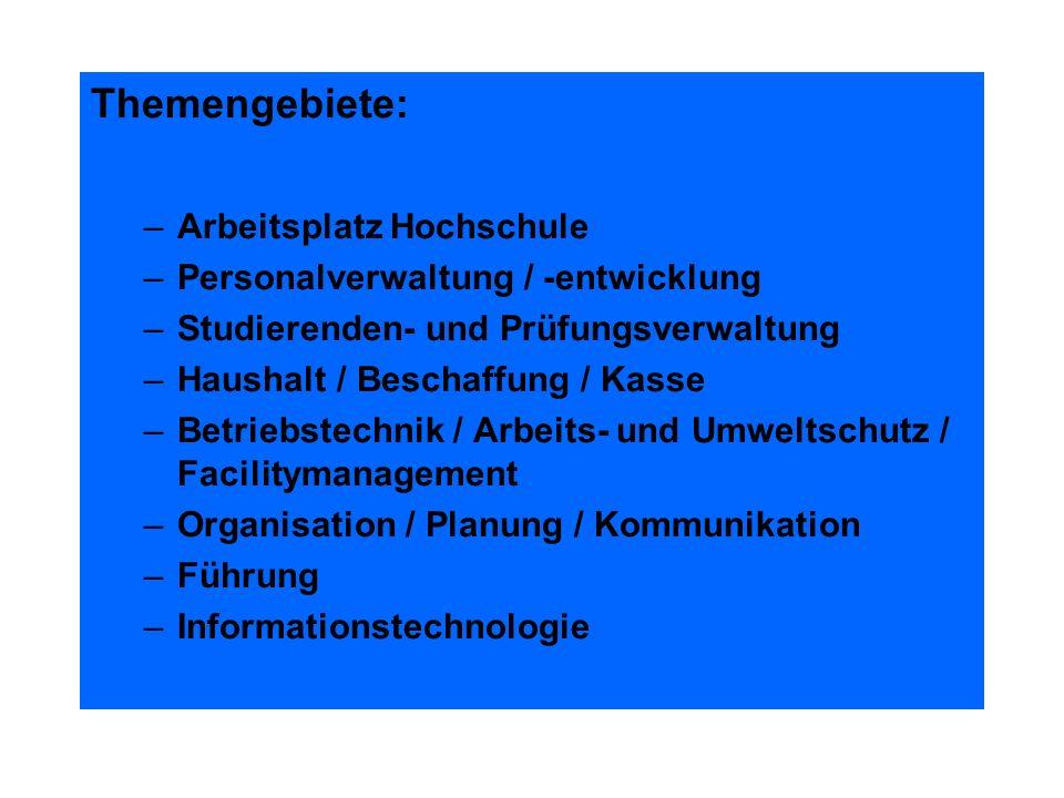 Förderung der beruflichen Qualifikation im Geschäftsbereich des Ministeriums für Wissenschaft und Forschung NRW Beschäftigte der Hochschulen und Unive