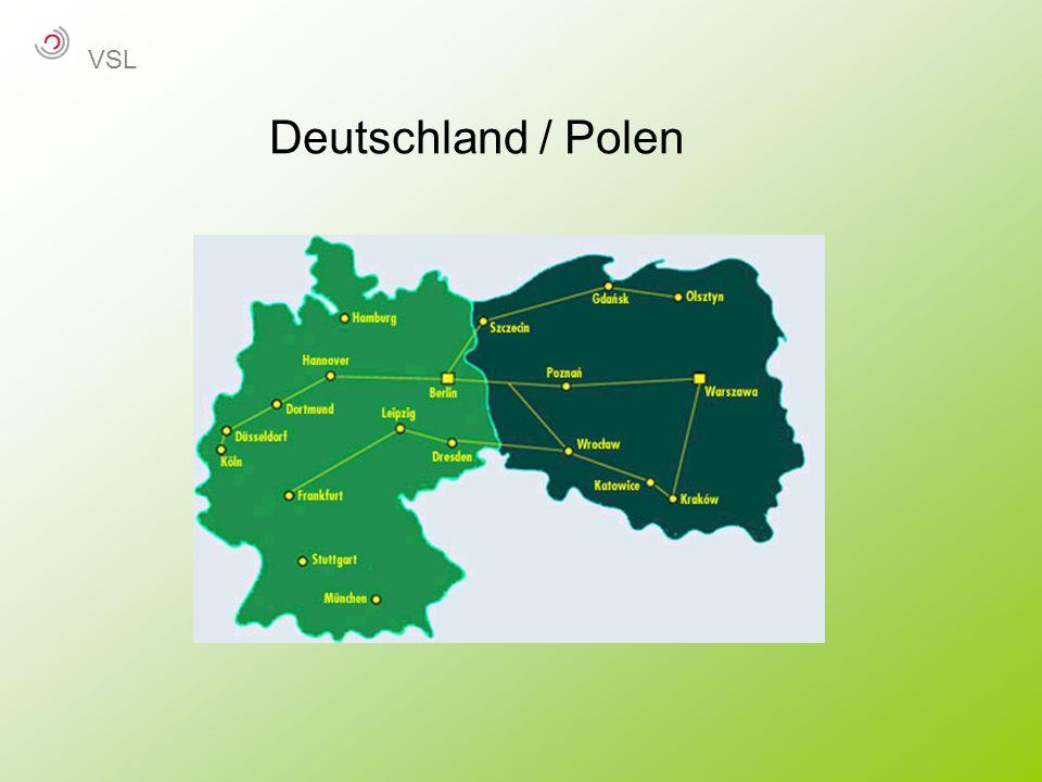 Deutschland / Polen VSL