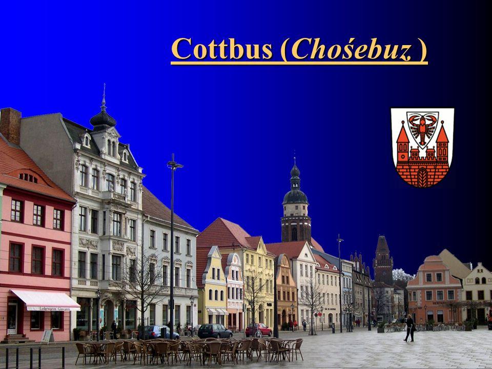 Cottbus (Chośebuz )
