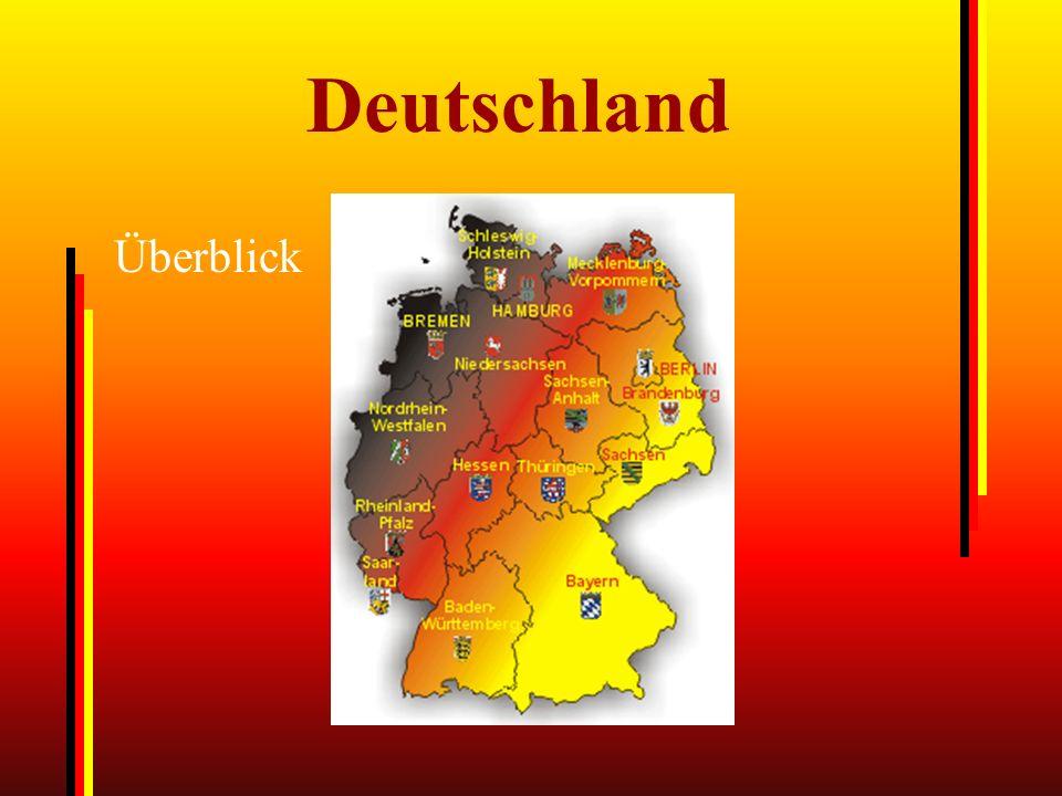 Deutschland Überblick