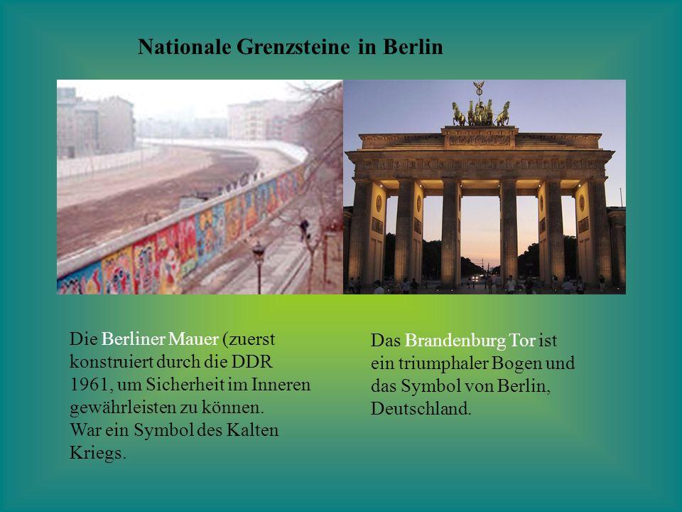 Wichtige Daten Fläche: 357.050 km² Bevölkerung: 82.460.000 Einwohner Offizielle Sprache: Deutsch Präsident: Horst Köhler Bundeskanzler: Angela Merkel