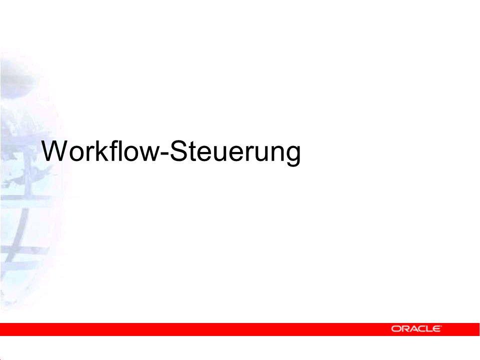 Workflow-Steuerung