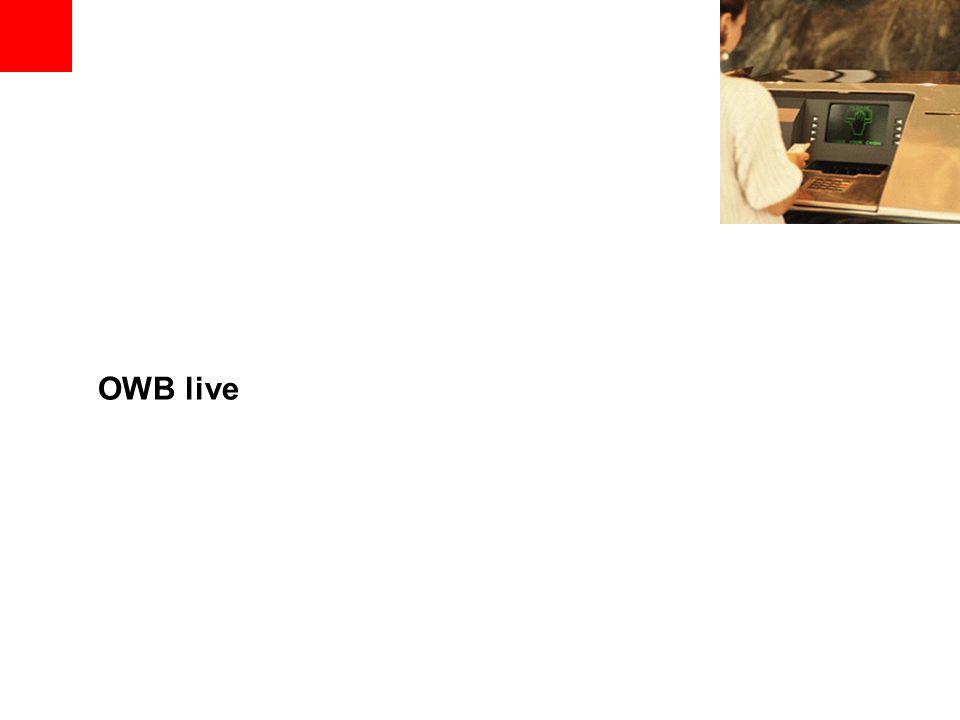 OWB live