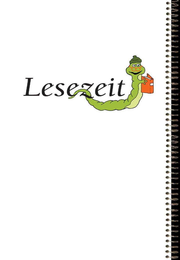 Mit diesem Lesetagebuch kannst du...