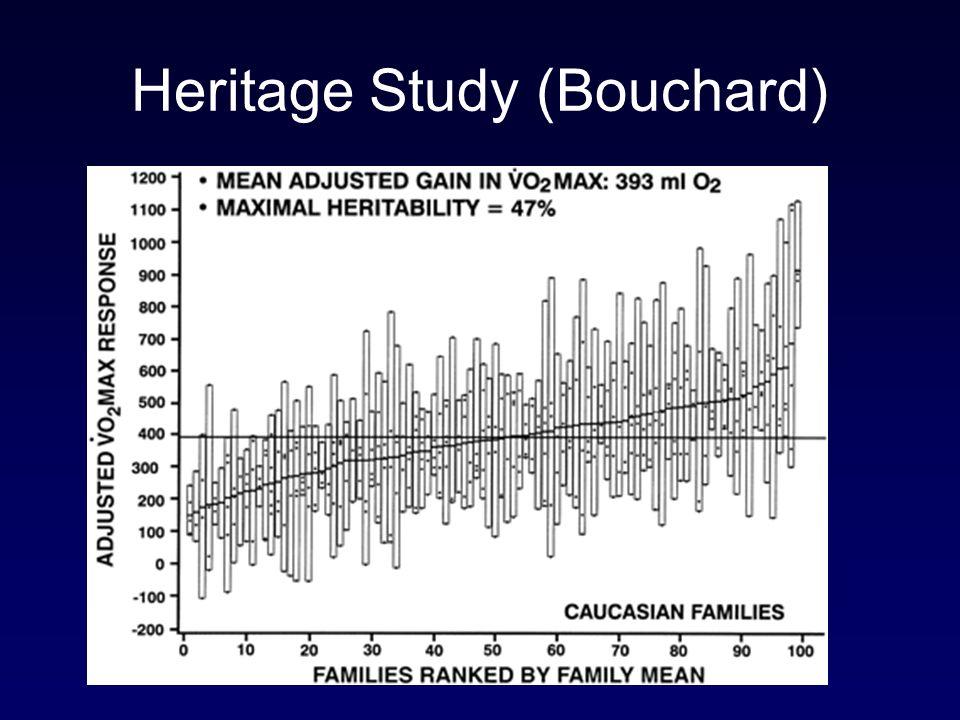 Heritage Study (Bouchard)