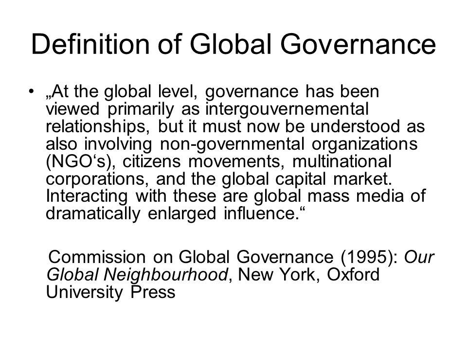 Wer gestaltet die Weltpolitik.