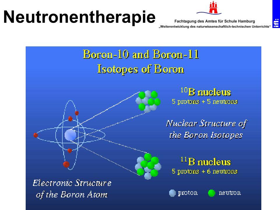 Neutronentherapie
