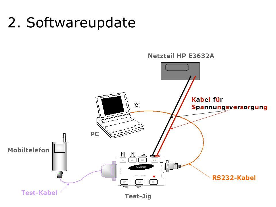 Netzteil HP E3632A Kabel für Spannungsversorgung Test-Kabel RS232-Kabel Test-Jig Mobiltelefon PC 2.