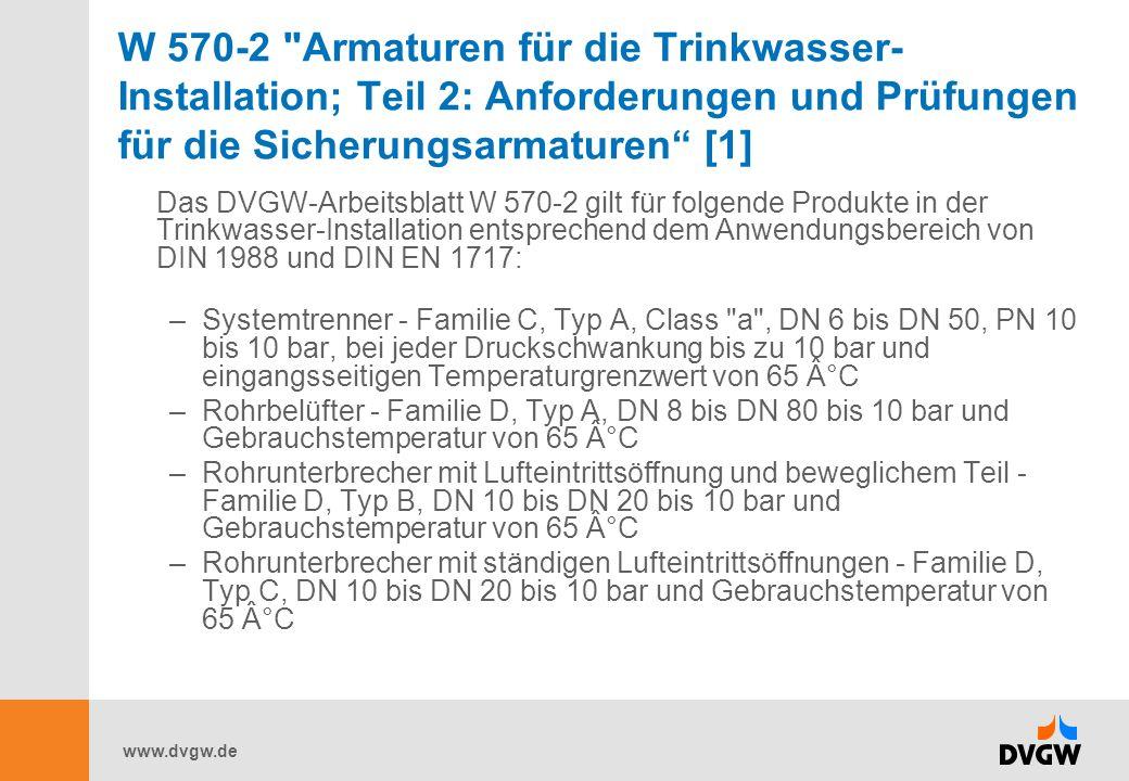 www.dvgw.de W 570-2