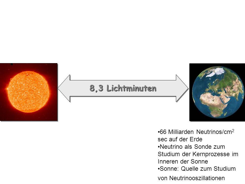 Der Proton-Proton Zyklus