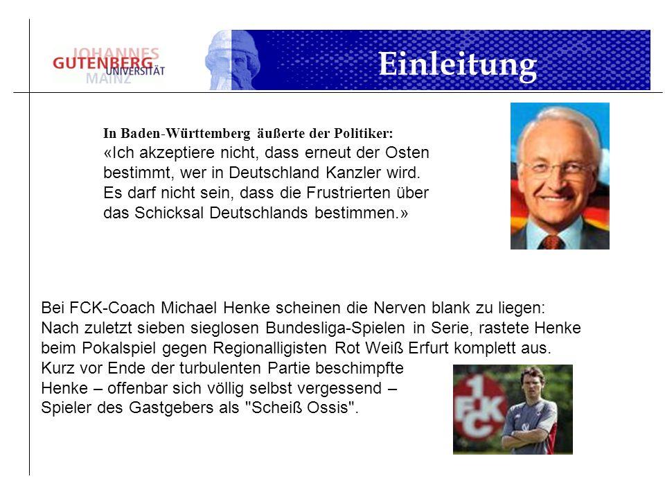 Einleitung Bei FCK-Coach Michael Henke scheinen die Nerven blank zu liegen: Nach zuletzt sieben sieglosen Bundesliga-Spielen in Serie, rastete Henke b