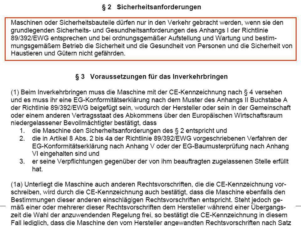 © Carl-Heinz Gabriel RG Berlin-Brandenburg 29.01.07 Wie finde ich die richtigen Normen? 19