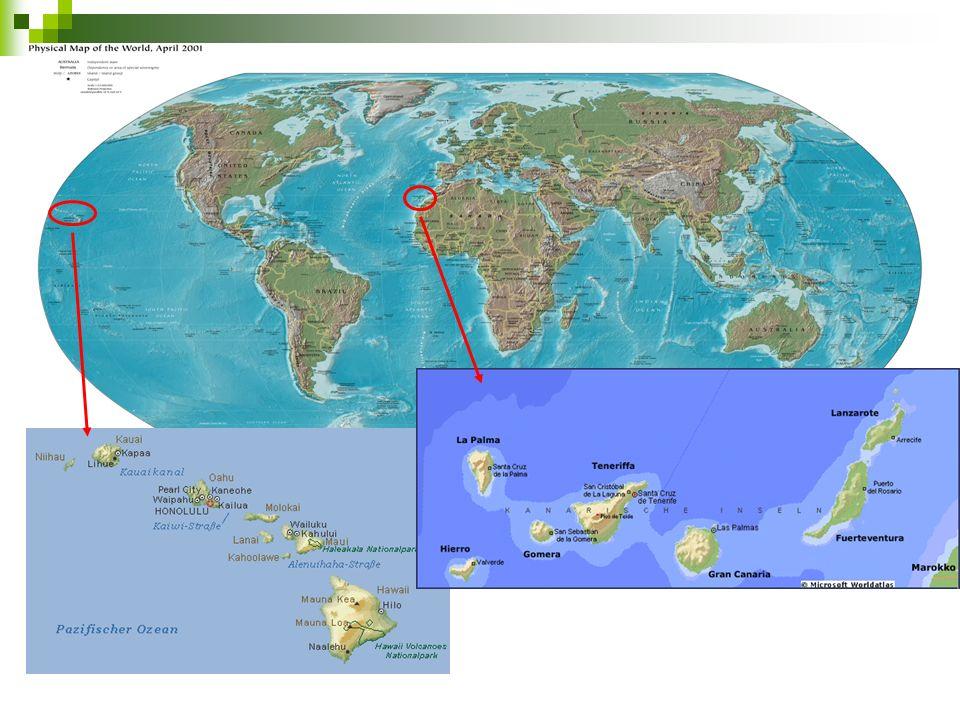 Anteil endemischer Arten + intrainsulare Speziation + interinsulare Speziation - Aussterben auf der Insel + interinsulare Speziation auf anderen Inseln + Aussterben auf anderen Inseln - erfolgreiche Etablierung endemischer Arten auf neuen Inseln Intrinsische Faktoren Extrinsische Faktoren